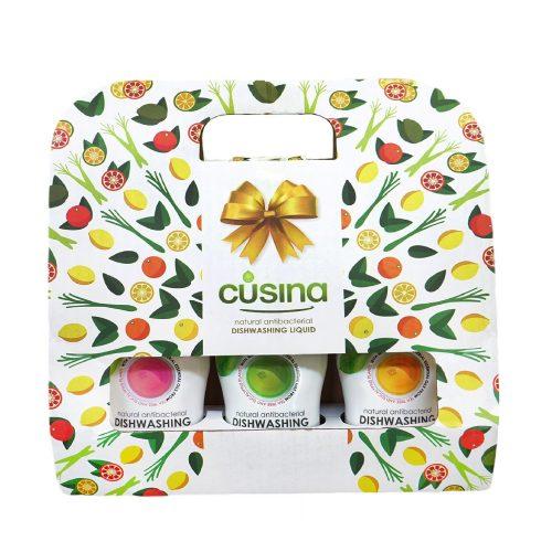 Cusina Natural Antibacterial Dishwashing Liquid